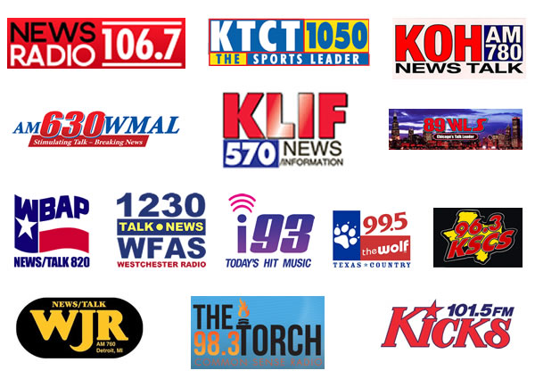 Badge of Honor Memorial Foundation Radio Station Interviews